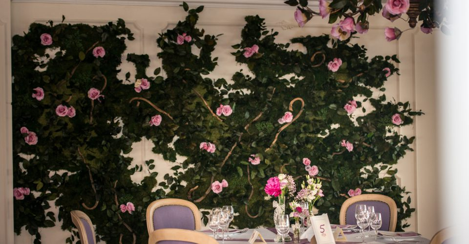 Salon Interior La Maison des Jardins Events